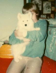 Snowflake and I from January 19, 1977